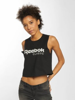 Reebok Tank Tops GR Q2 Crop black