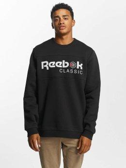 Reebok trui F Iconic zwart