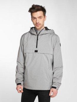 Reell Jeans Демисезонная куртка Hooded серый