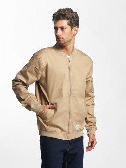 Reell Jeans Bomber jacket Flight beige