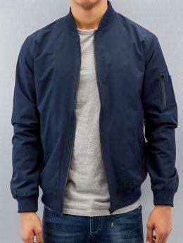Reell Jeans Bomberová bunda Technical  modrá