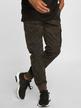 Reell Jeans Cargo Reflex Rib camouflage