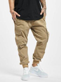 Reell Jeans Cargobroek Reflex Rib beige