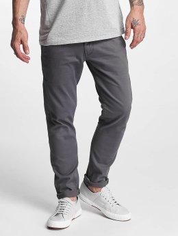 Reell Jeans Chinot/Kangashousut Flex Tapered harmaa