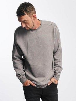 Reell Jeans Gensre Stitch Crewneck  grå