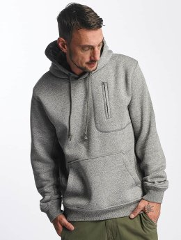 Reell Jeans Hoodie Stitch Pocket gray