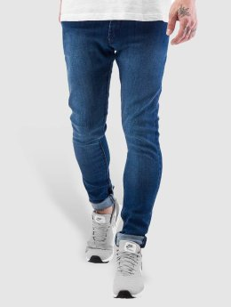 Reell Jeans Jean skinny Radar Stretch Super Slim Fit bleu