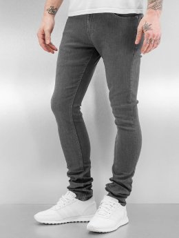 Reell Jeans Jean skinny Radar Stretch Super Slim Fit gris
