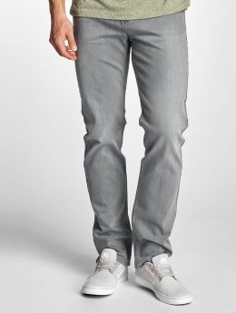 Reell Jeans Jeans straight fit Lowfly grigio