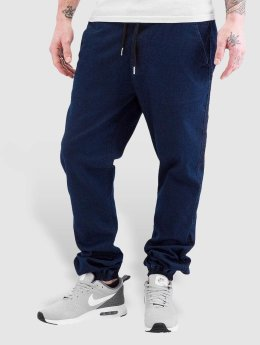 Reell Jeans Joggingbyxor Reflex blå