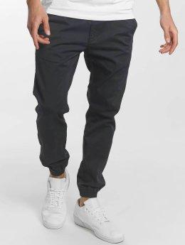 Reell Jeans Joggingbyxor Reflex II blå