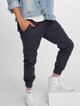 Reell Jeans Joggingbyxor Reflex Rib blå