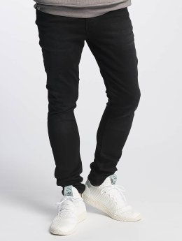 Reell Jeans Kapeat farkut Radar Stretch Super Slim Fit musta