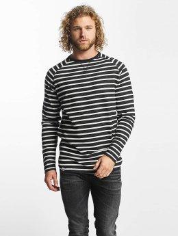 Reell Jeans Longsleeve Striped schwarz