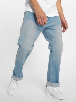 Reell Jeans Loose Fit Jeans Drifter  niebieski