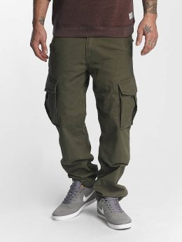 Reell Jeans Pantalon cargo Flex olive