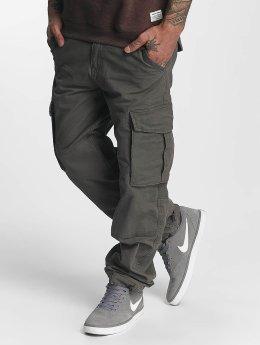 Reell Jeans Pantalone Cargo Flex grigio