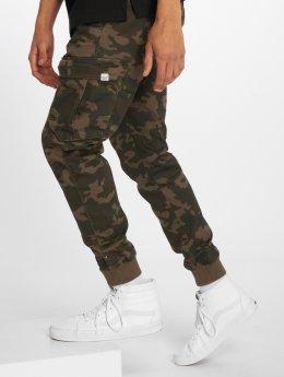 Reell Jeans Pantalone Cargo Reflex Rib mimetico