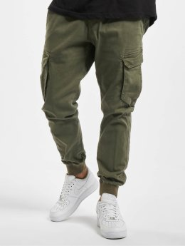Reell Jeans Pantalone Cargo Reflex Rib  oliva