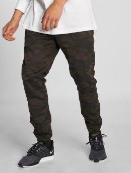 Reell Jeans Pantalone ginnico Reflex 2 mimetico