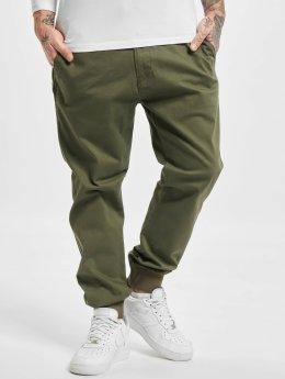 Reell Jeans Pantalone ginnico Reflex oliva