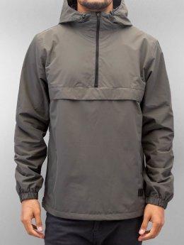 Reell Jeans Prechodné vetrovky Hooded šedá