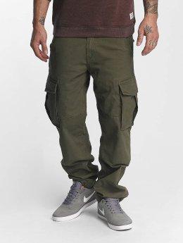 Reell Jeans Reisitaskuhousut Flex oliivi