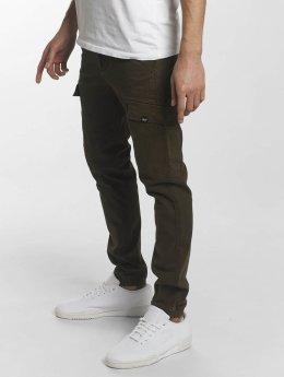 Reell Jeans Reisitaskuhousut Jogger Cargo oliivi