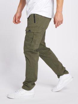 Reell Jeans Reisitaskuhousut Tech oliivi