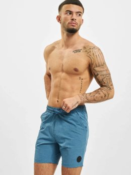 Reell Jeans Short de bain Easy Swim bleu