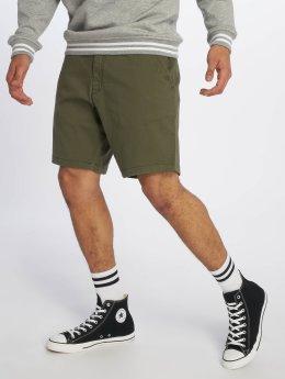 Reell Jeans shorts Flex olijfgroen