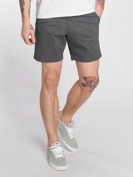 Reell Jeans Shortsit Flex Chino harmaa