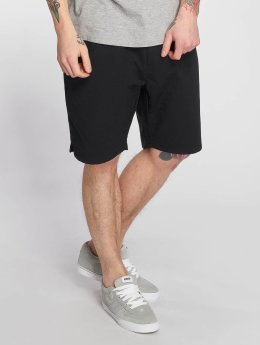 Reell Jeans Shortsit Tech Zip musta