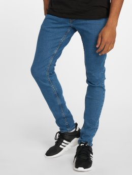 Reell Jeans Skinny Jeans Spider modrý