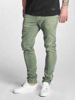 Reell Jeans Slim Fit -farkut Spider oliivi