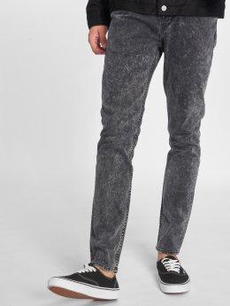 Reell Jeans Slim Fit Jeans Spider čern