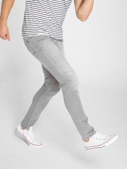 Reell Jeans Slim Fit Jeans Spider grigio