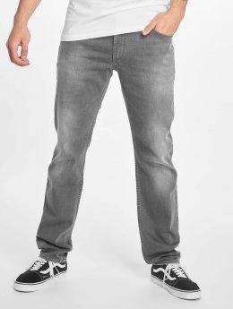 Reell Jeans Slim Fit Jeans Nova II grijs