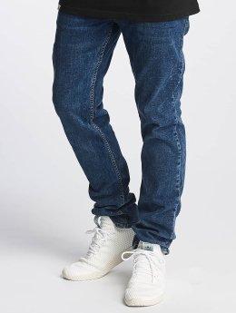 Reell Jeans Slim Fit Jeans Nova II modrý
