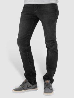 Reell Jeans Slim Fit Jeans Spider nero