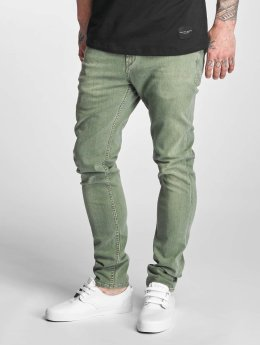 Reell Jeans Slim Fit Jeans Spider oliven