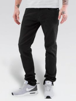 Reell Jeans Slim Fit Jeans Spider sort