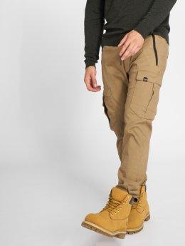 Reell Jeans Spodnie Chino/Cargo Tech bezowy