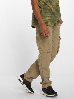 Reell Jeans Spodnie Chino/Cargo Flex bezowy