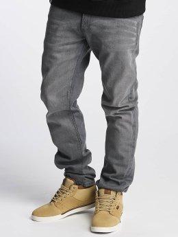 Reell Jeans Straight Fit Jeans Razor šedá