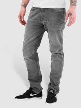 Reell Jeans Straight fit jeans Trigger grijs