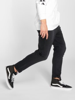 Reell Jeans Straight Fit Jeans Rex schwarz