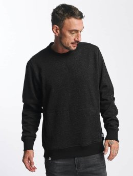 Reell Jeans Sweat & Pull Stitch Crewneck noir