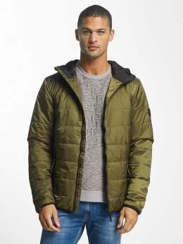 Reell Jeans Transitional Jackets  Hooded Stitch oliven