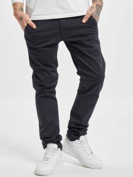 Reell Jeans Tygbyxor Flex Tapered blå